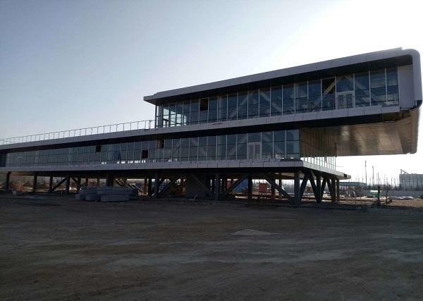 内蒙古云科IT设备再制造产业园